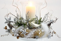 Christmas! Winter & New Year's Eve Decorating, too / by The Decorated House ~ Donna Courtney
