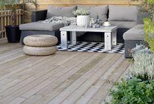 Terraces, Balconies, Porches & Patios / outdoor design inspiration