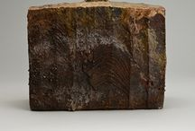 Ceramic Art / Fired work Stoneware / Earthenware / Pit Fired / Raku / Experimental