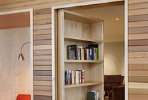 Library Love / library design and inspired ideas