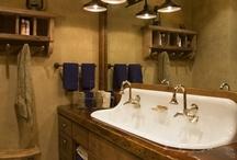House ~ Bathrooms ~ ideas / by Deanna Rohrer