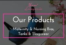 Our Products: You! Lingerie / Photos of You! Lingerie Products