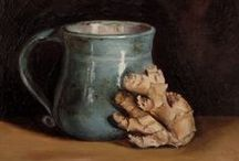 Not just Things Still Lifes / Objects that are not just objects...