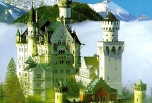 CASTLES & Other Amazing Structures / by Christa Sais