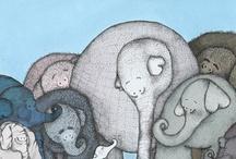 Єlephants in the Room / by Carol Carnett