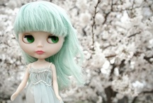 Blythe & Dolls  / by Mille Mieritz