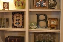 Bookshelf Display Ideas