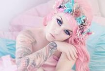 Pretty In PINK <3 / by Christa Sais