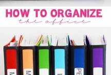 Organization / by Mary Nadeau