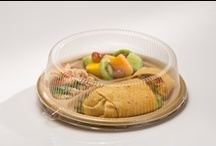 Biodegradable Plates / Be Green Packaging offers a complete line of sizes for our biodegradable plates.  Our plates are extremely durable and do not bend and flex.  They are great for picnics, barbecues, restaurants, small businesses and nearly anything else you can think of. More info here: http://bit.ly/11zZMUk