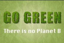 Green Quotes / Words of inspiration on green living and the power to change.