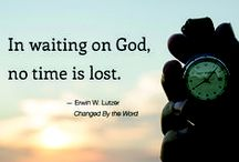 Quotes / Inspiring quotes from Dr. Erwin W. Lutzer