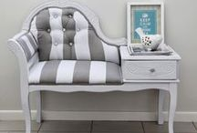 Furniture Makeover / Fab ideas for furniture makeovers / by do!ts
