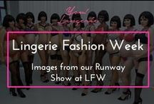 You! Lingerie @ Lingerie Fashion Week SS14 / Press and pictures from our first runway show ever at Lingerie Fashion Week SS14