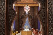 Middle Eastern hotels