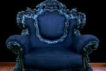 Fantasy Home Pieces / Beautiful home decor to fantasize about.