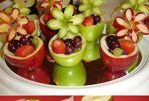 Eats:  Pot Luck and Event Ideas