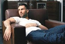 ADAM LEVINE !!!!! / Anything and everything of ADAM!!  :o) / by Amber Jones