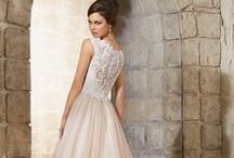 Mori Lee Bridal Gowns Fall 2015 / The fall 2015 collection of Mori Lee Bridal is available now at Henri's Cloud Nine! To view our full selection of designer bridal gowns, make an appointment at www.henris.com/bridal!