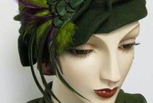 Hats and Gloves / Only you, my dear, would know the right hat to wear for an occasion such as this.  (Oscar Wilde to the titled female friend whose carriage awaited him on his release from prison)