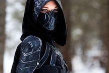 Fotoideeën: cosplay, fantasy, sci-fi / Alles rond cosplay! Hier vind je heksen, draken en magie. ook ridders en spionen. Dit is een bord met een verzameling van ideeën rond cosplay en fanatasy fotosessies.