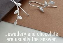 Chocolate V Jewellery / Which one will you go for this Easter? If you are trying to get fit and healthy this year or need a change.. why not ask for something from our hand-selected Easter collection?