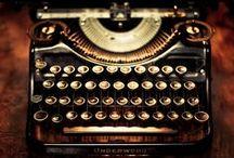 escriba das antigas / - também é fã de máquina de escrever? então, bem vindo! (: -