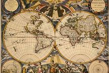 mapas / - só os antiguinhos <3 -