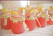 I'm obsessed with * Mason Jars / by Cindy Roxanne