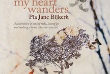 BOOKS . c o l l e c t e d / Books to inspire! / by Johanna
