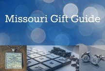 Missouri Gift Guide / Check out these great Missouri-themed gift ideas! / by VisitMO