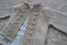 Baby Knitting and Crafting / So many knitting patterns, so little time! Craft ideas for mommy and child.