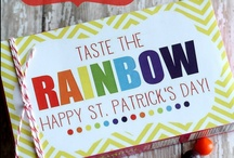 Saint Patricks Day Ideas / by Jessica Taylor