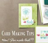Stamping Techniques / Rubber Stamping and Card Making Techniques