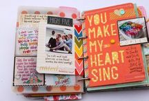 Journals/Paper/Pens... I love it all! / by Becky Dunn