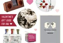 Nifty Gifty  / Gift ideas for birthdays, anniversaries, Christmas, Valentine's...