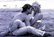 Shane and Charla  :~) / Romantic day at the beach...reminds me of Shane and me and our amazing life together :~) / by Charla Barron