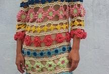 Crochet. Ideas y decoración.