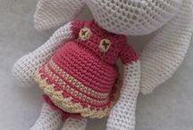 Crochet. Animalitos