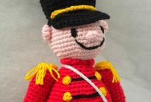 Crochet. Muñecos