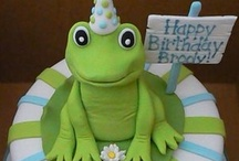 Frog Cakes