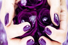 Purple...my favorite color :~) / by Charla Barron