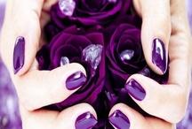 Purple...my favorite color :~) / by Charla Barron
