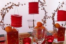 Chinese New Year / Health, Happiness, and Prosperity.