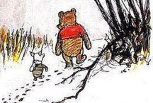 Winnie the Pooh Quotes / by Nicole Bradley