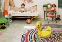 Dreamy nursery! / Playful designs for baby's bedroom.