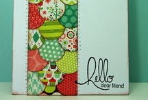 Paper Scrap Cards & Crafts / Handmade cards, scrapbook pages and other fun crafts to make using all those little paper scraps