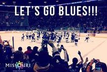 Long Live the Note / Do you bleed blue for St. Louis, Missouri, hockey?!  / by VisitMO