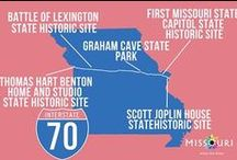 Missouri History & Culture / Explore the history and culture of Missouri through these Trip Ideas. / by VisitMO
