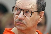 Serial Killers / I have an interest in serial murderers. I think it stems from my fascination with psychology & the 'broken' mind. My favorite objects of research have been Gary Ridgway-The Green River Killer, Dennis Rader-The BTK Killer, Andrei Chikatilo-The Rostov Ripper, Dahmer & Gacy.